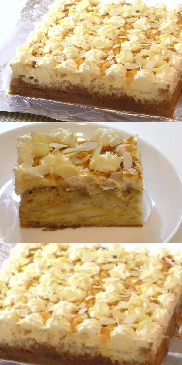 Сложно передать словами, насколько это вкусно: это надо пробовать! Вкуснейший яблочный пирог