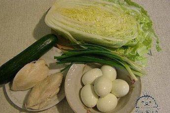 ТОП-6 вкусных и нежных салатов с пекинской капустой. Забирайте в коллекцию!