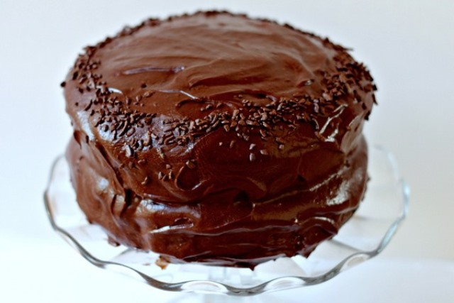 Обалденный шоколадный торт. УДИВИТЕ РОДНЫХ ЭТИМ ШЕДЕВРОМ!