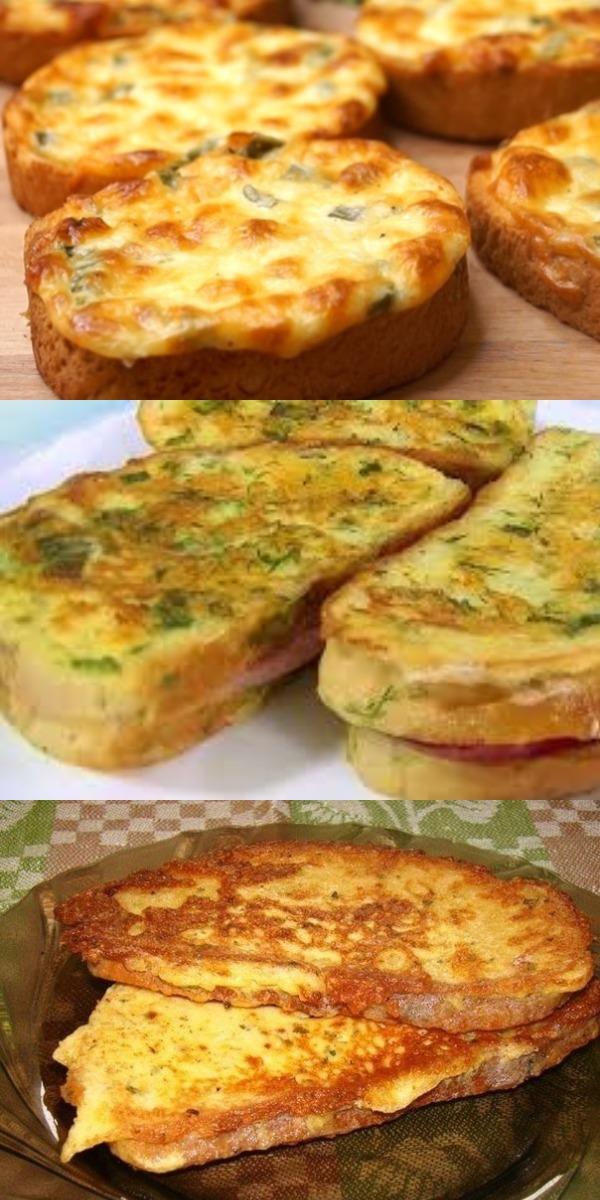 Безумно вкусные сырные гренки «Пятиминутки»: БЫСТРЫЕ, ЛЕГКИЕ И ПРОСТЫЕ.