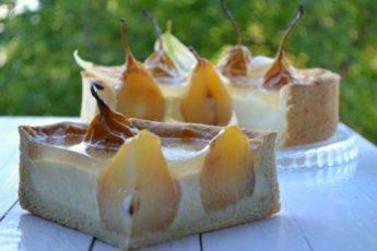 Пирог «Груши в хрустале» Этот пирог вызывает сплошной восторг. Вкуснотище!