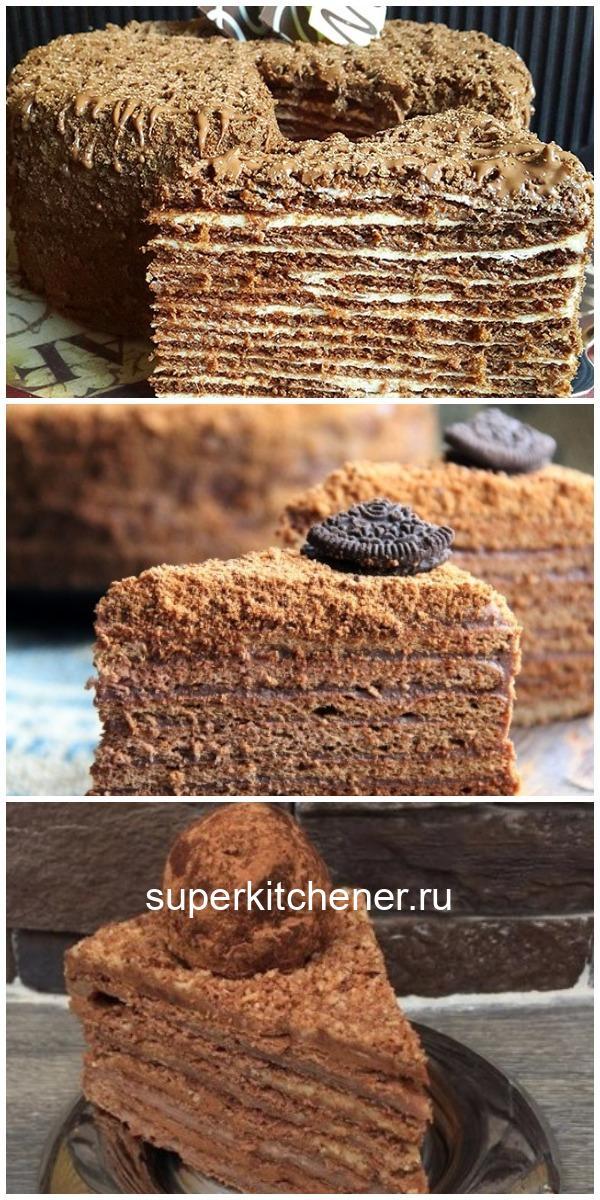 Гости в удивлении от этого итальянского орехового торта.