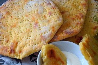 Финские картофельные лепёшки. Рецепт - бомба