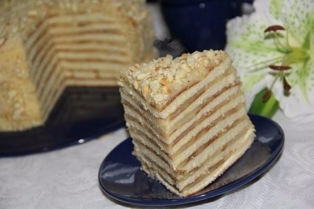 Изумительный торт без духовки