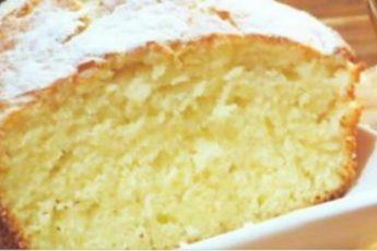 Нежный кекс на кефире с божественным вкусом