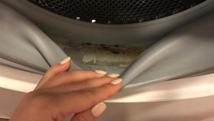 Как очистить стиральную машину до сияющего состояния 8