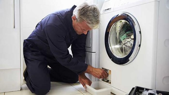 Как очистить стиральную машину до сияющего состояния 9
